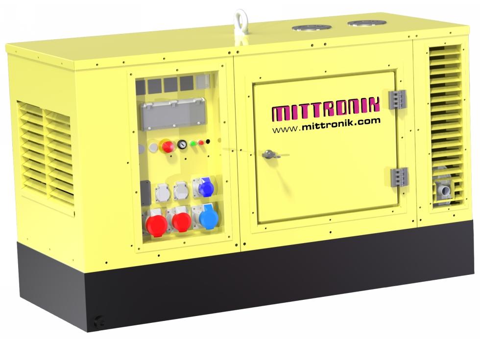 mittronik diesel stromaggregat mps183tde. Black Bedroom Furniture Sets. Home Design Ideas