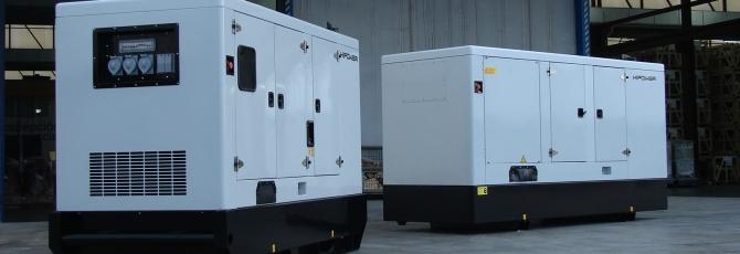 Iveco Diesel Power Generator Sets Gensets